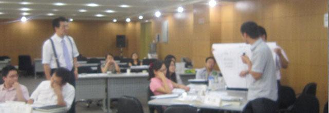 中国银行项目管理系列培训